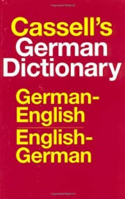 Cassell's German Dictionary: German-English,…