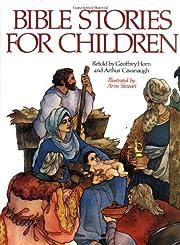 Bible Stories for Children av Geoffrey Horn