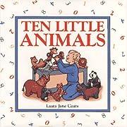 TEN LITTLE ANIMALS di Coats