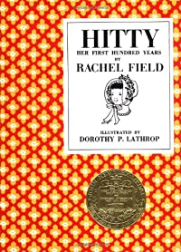 HITTY Her first hundred years cover