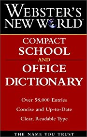 Webster's New World Compact School and…