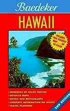 Baedeker's Hawaii by Baedeker's