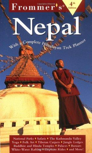 Frommer's Nepal, Samson, Karl; Aukshunas, Jane