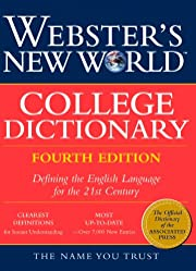Webster's New World College Dictionary de…