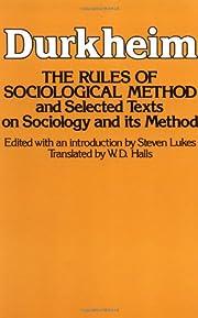 Rules of Sociological Method de Emile…