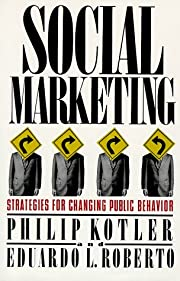 Social Marketing – tekijä: Philip Kotler