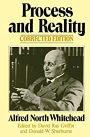 Process and Reality (Gifford Lectures…