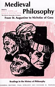 Medieval Philosophy: From St. Augustine to…