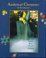 Analytical Chemistry: An Introduction…