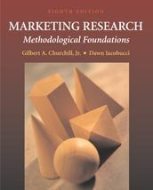Marketing Research : Methodological…