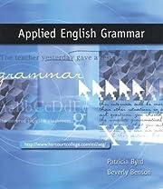 Applied English Grammar by Patricia Byrd