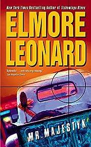 Mr. Majestyk de Elmore Leonard