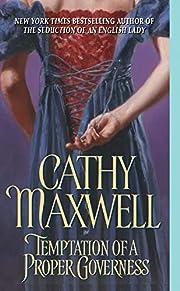 Temptation of a Proper Governess por Cathy…
