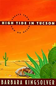 HIGH TIDE In TUSCON. Essays from Now or…