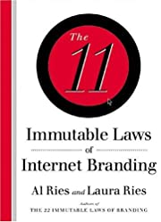 The 11 Immutable Laws of Internet Branding…