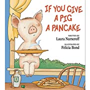 If You Give a Pig a Pancake por Laura…