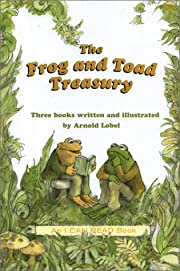 The Frog and Toad Treasury av Arnold Lobel