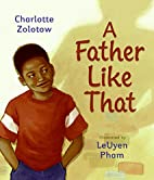 A Father Like That by Charlotte Zolotow