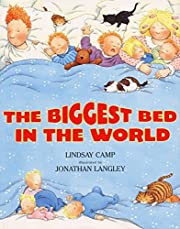 The Biggest Bed in the World de Lindsay Camp