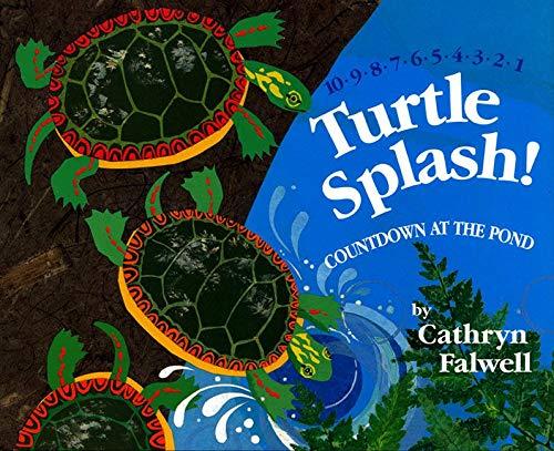 Turtle splash! : countdown at the pond
