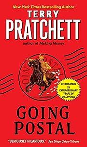 Going Postal – tekijä: Terry Pratchett