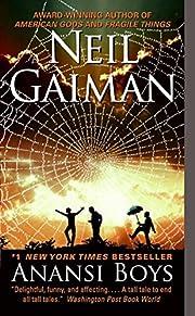 Anansi Boys de Neil Gaiman
