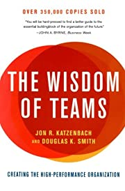 The Wisdom of Teams: Creating the…