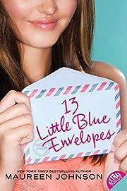 13 Little Blue Envelopes de Maureen Johnson