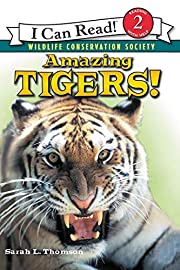 Amazing Tigers! (I Can Read Level 2) af…