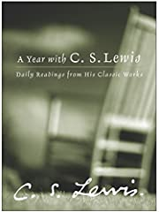 A Year with C. S. Lewis : Daily Readings…