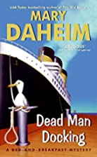 Dead Man Docking by Mary Daheim