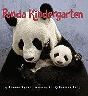 Panda Kindergarten de Joanne Ryder