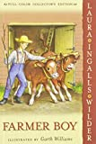 Farmer Boy (1933) (Book) written by Laura Ingalls Wilder
