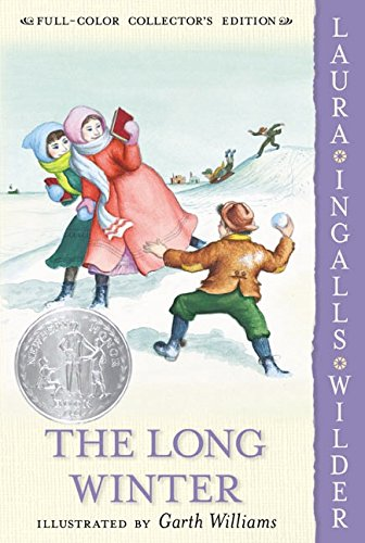 The Long Winter written by Laura Ingalls Wilder