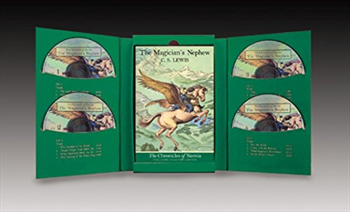 The Magician's Nephew written by C.S. Lewis part of The Chronicles of Narnia