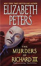 The Murders of Richard III by Elizabeth…