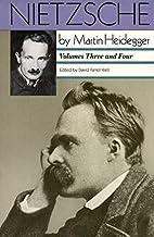 Nietzsche, Volumes 3 & 4 by Martin Heidegger