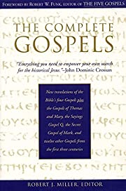 The complete Gospels : annotated Scholars…