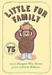 Little Fur Family Board Book de Margaret…