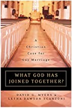 What God Has Joined Together: The Christian…