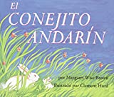 Cover art for El conejito andarín