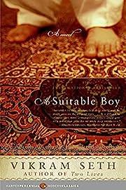 A suitable boy : a novel – tekijä: Vikram…