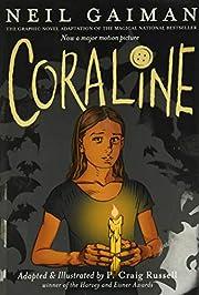 Coraline: The Graphic Novel de Neil Gaiman