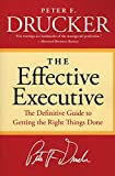 The effective executive / Peter F. Drucker