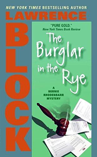 Burglar in the Rye written by Lawrence Block