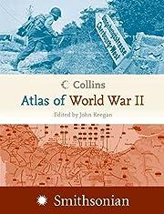 Collins Atlas of World War II de John Keegan