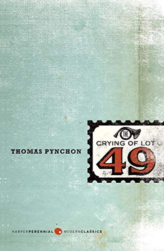 The Crying of Lot 49, by Pynchon, Thomas