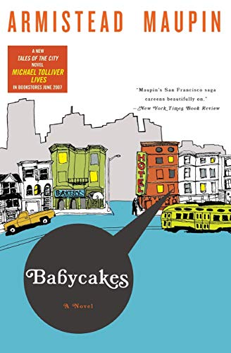Babycakes written by Armistead Maupin