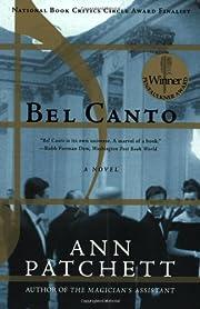 Bel Canto – tekijä: Ann Patchett