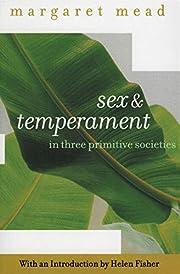 Sex & temperament in three primitive…